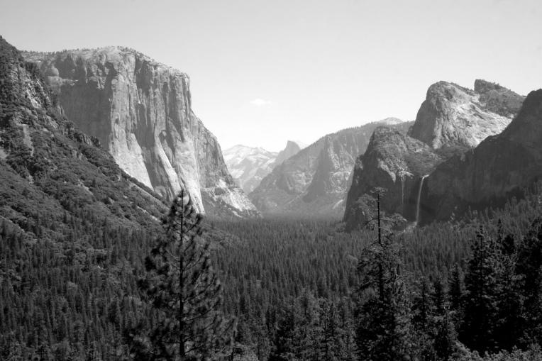 wandering Yosemite in May