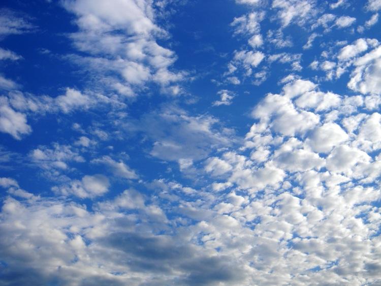 blue sky love